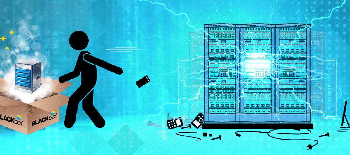 Server V/s BLACKBox V/s NAS - NAS Box - NAS Backup Software